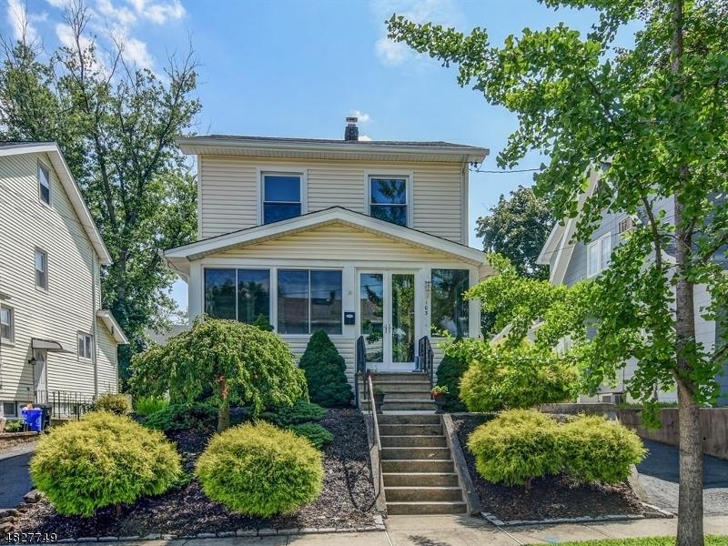 Casa Unifamiliar por un Alquiler en 103 DAVIS Avenue Bloomfield, Nueva Jersey 07003 Estados Unidos
