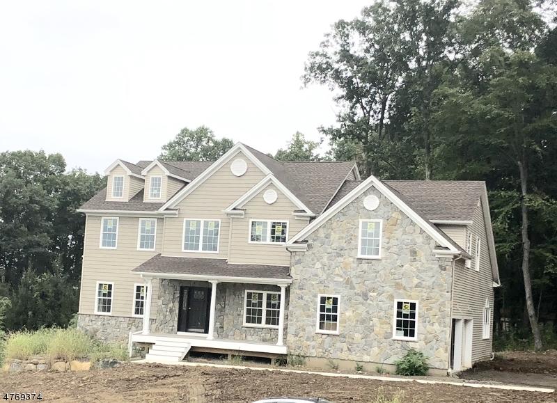 Частный односемейный дом для того Продажа на 5 Jared Place Mount Olive, Нью-Джерси 07828 Соединенные Штаты