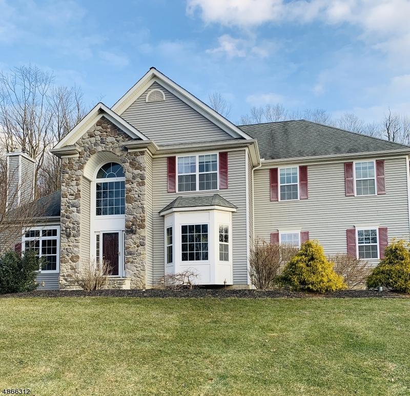 Property для того Продажа на 5 UPPER PLATEAU Drive Vernon, Нью-Джерси 07462 Соединенные Штаты