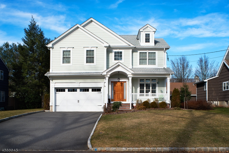 Single Family Home for Sale at 756 WARREN ST 756 WARREN ST Westfield, New Jersey 07090 United States