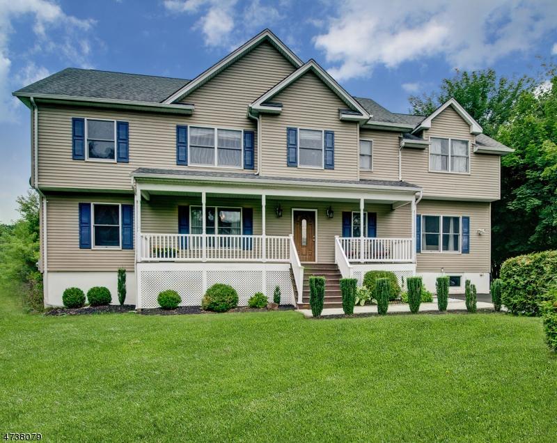Enfamiljshus för Försäljning vid 132 Leghorn Avenue Bridgewater, New Jersey 08807 Förenta staterna