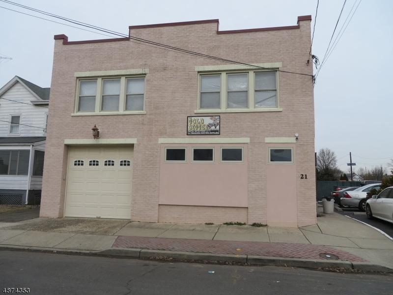 Commercial pour l à louer à 21 COLFAX Street Raritan, New Jersey 08869 États-Unis
