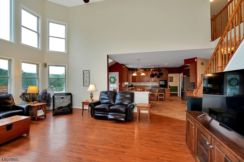 Single Family Homes for Sale at Hampton, New Jersey 08827 United States