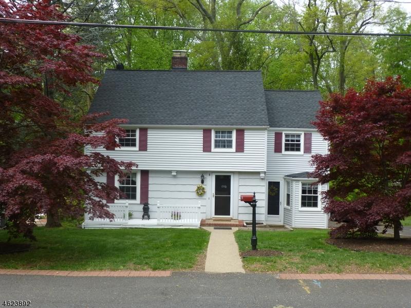 独户住宅 为 销售 在 6 Prospect Place 莫里斯敦, 新泽西州 07960 美国