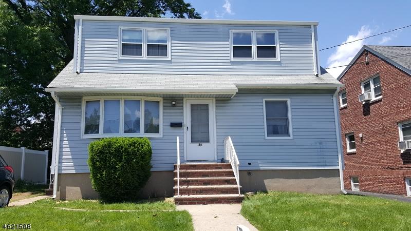 Casa Unifamiliar por un Venta en 511 E Henry Street Linden, Nueva Jersey 07036 Estados Unidos