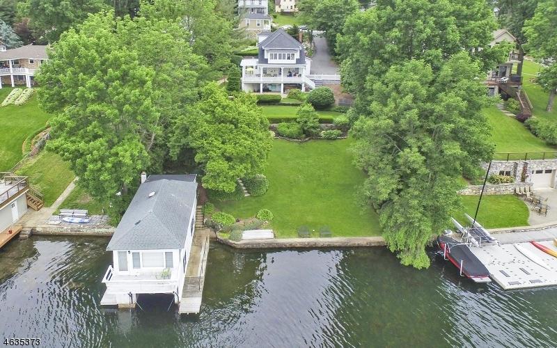 Многосемейный дом для того Продажа на 165 Lakeside Blvd Hopatcong, 07843 Соединенные Штаты