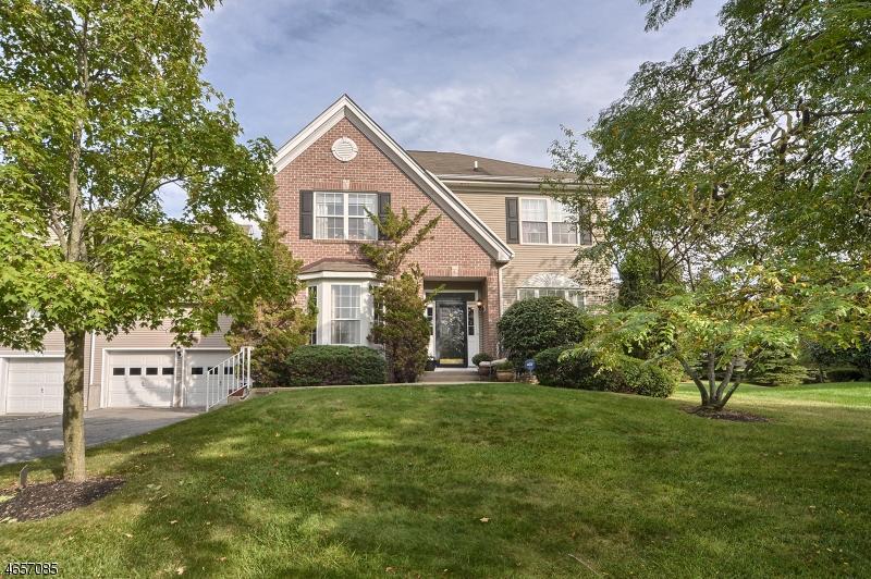 Частный односемейный дом для того Продажа на 6 Cambridge Place Wayne, Нью-Джерси 07470 Соединенные Штаты