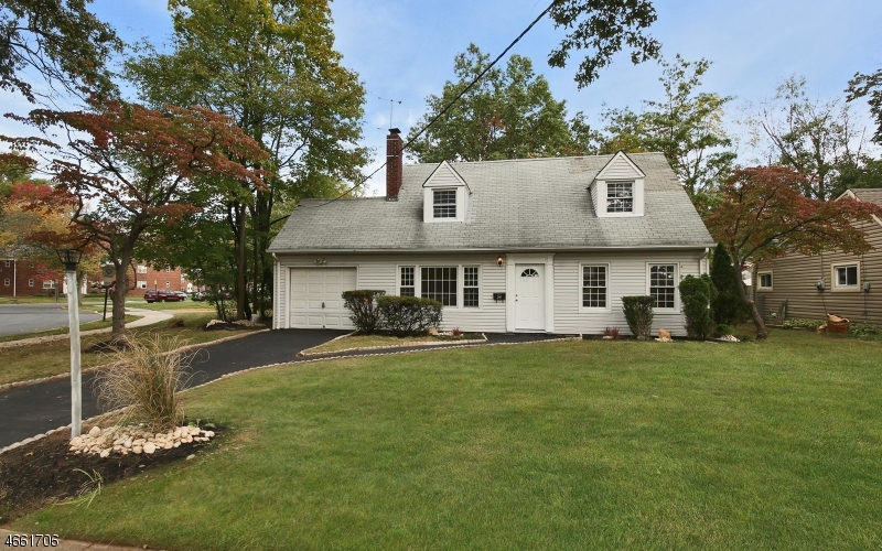 Single Family Home for Sale at 54-58 LELAND Avenue Plainfield, New Jersey 07062 United States