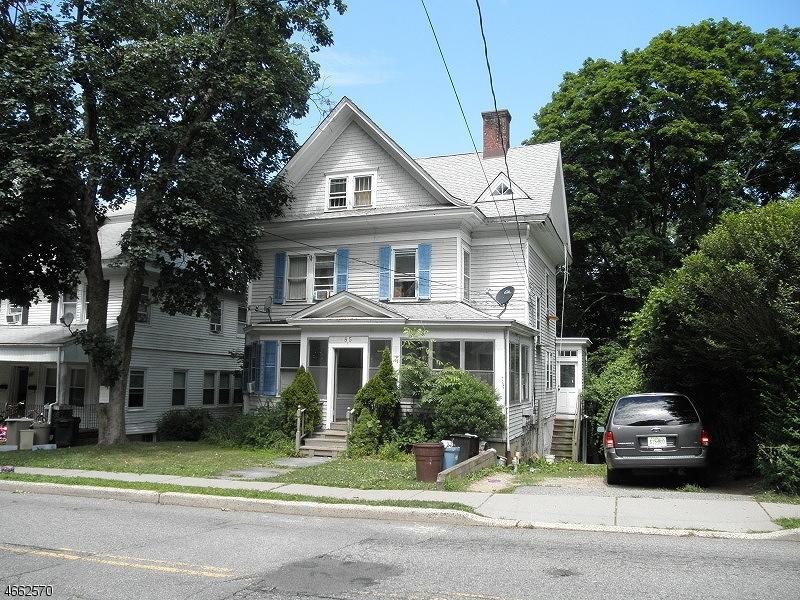 Многосемейный дом для того Продажа на 85 Western Avenue Morristown, Нью-Джерси 07960 Соединенные Штаты
