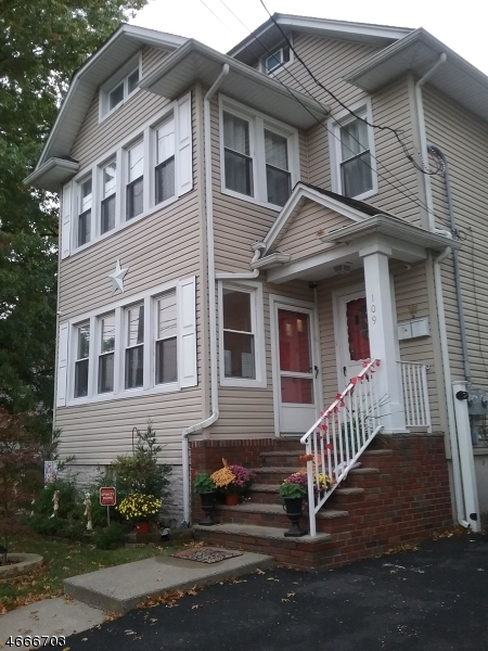 Single Family Home for Rent at 109 E Grand Avenue Rahway, 07065 United States