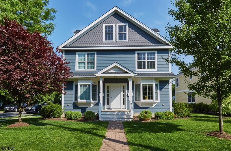 Частный односемейный дом для того Аренда на 77 CENTRAL Avenue Madison, Нью-Джерси 07940 Соединенные Штаты