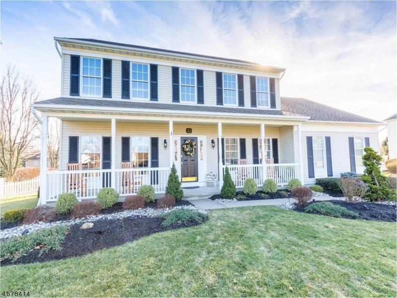 Maison unifamiliale pour l Vente à 20 Carlton Road Flanders, New Jersey 07836 États-Unis