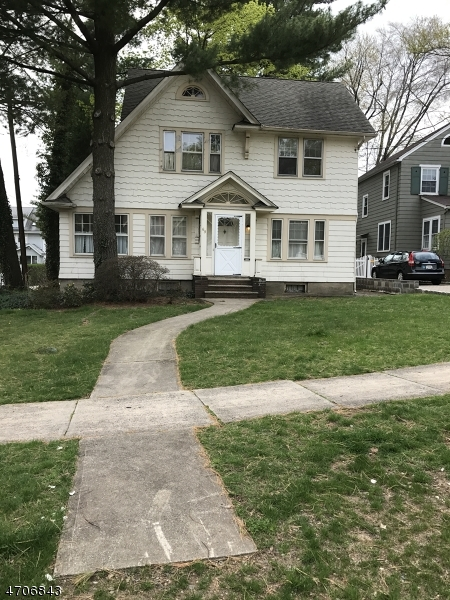 Single Family Home for Sale at 69 N Spring Garden Avenue Nutley, New Jersey 07110 United States