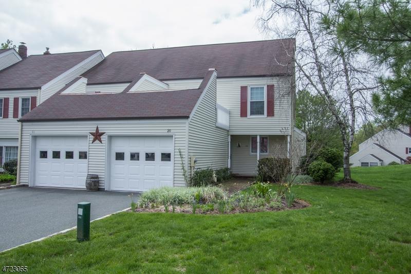 Частный односемейный дом для того Аренда на 20 Pembroke Drive Mendham, Нью-Джерси 07945 Соединенные Штаты