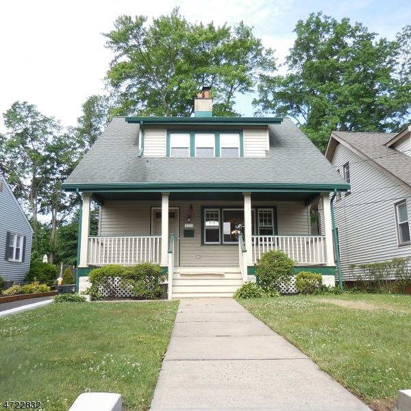 独户住宅 为 销售 在 322 Whittier Avenue Dunellen, 新泽西州 08812 美国