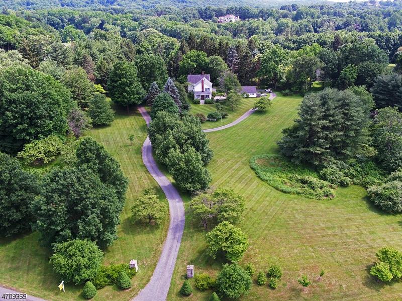 Eensgezinswoning voor Verkoop een t 337 Hilltop Road Mendham, New Jersey 07945 Verenigde Staten