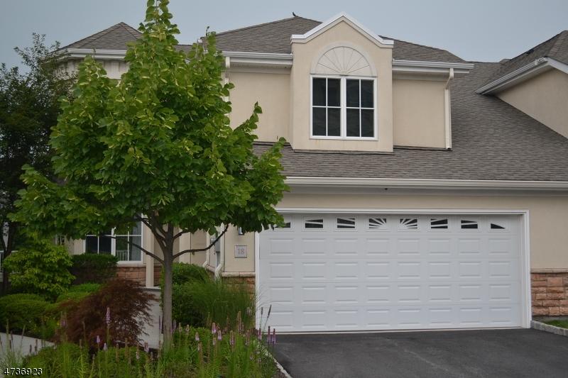 Частный односемейный дом для того Аренда на 18 Keimel Court West Orange, Нью-Джерси 07052 Соединенные Штаты