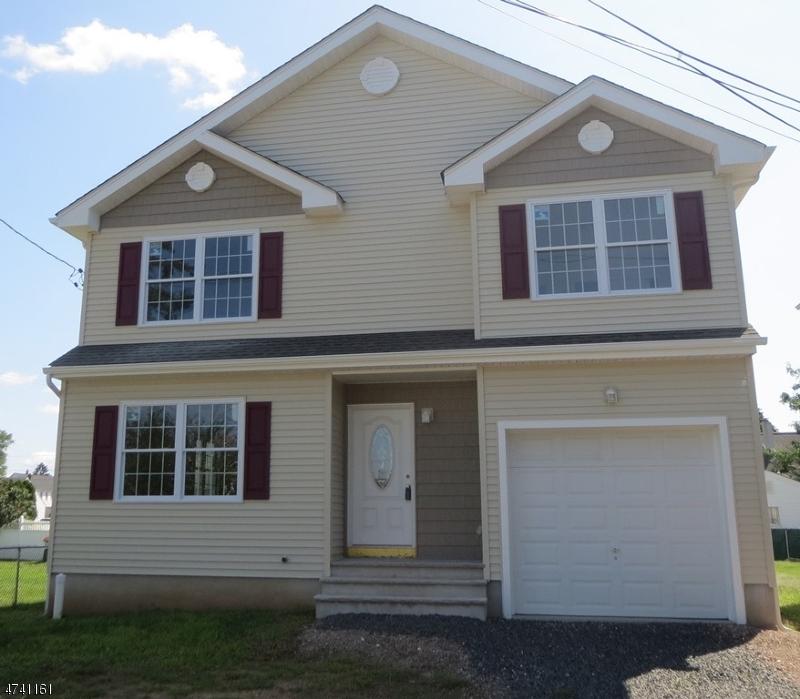 Casa Unifamiliar por un Venta en 154 N 9th Avenue Manville, Nueva Jersey 08835 Estados Unidos
