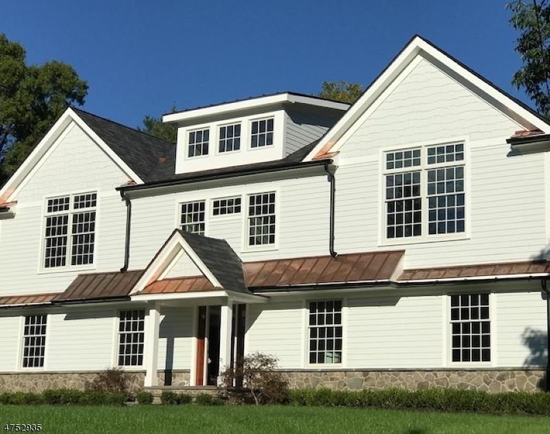 단독 가정 주택 용 매매 에 120 Dyckman Place 120 Dyckman Place Bernards Township, 뉴저지 07920 미국