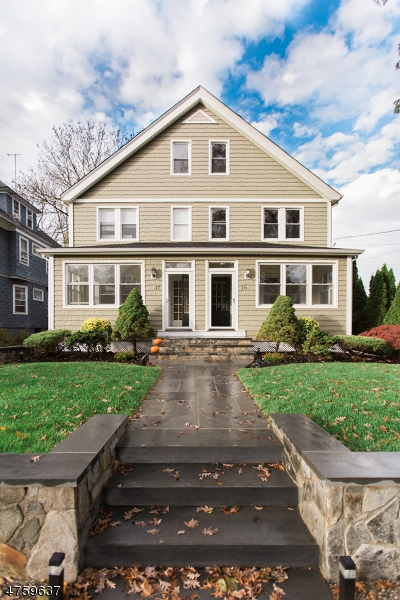 Частный односемейный дом для того Аренда на 15 WALNUT Street Summit, Нью-Джерси 07901 Соединенные Штаты