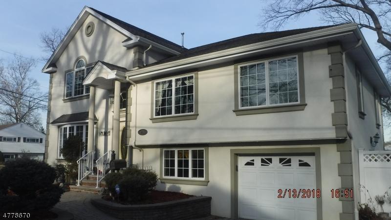 Частный односемейный дом для того Продажа на 1231 JEROME Place Fair Lawn, Нью-Джерси 07410 Соединенные Штаты