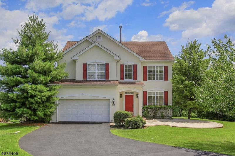 Single Family Home for Sale at 507 CARDINAL Lane Green Brook Township, New Jersey 08812 United States