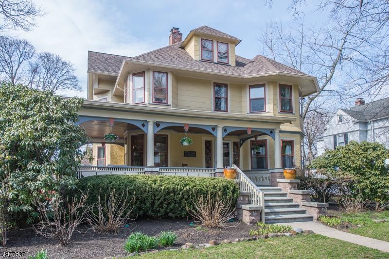 Maison unifamiliale pour l Vente à 43 FOREST Avenue Caldwell, New Jersey 07006 États-Unis