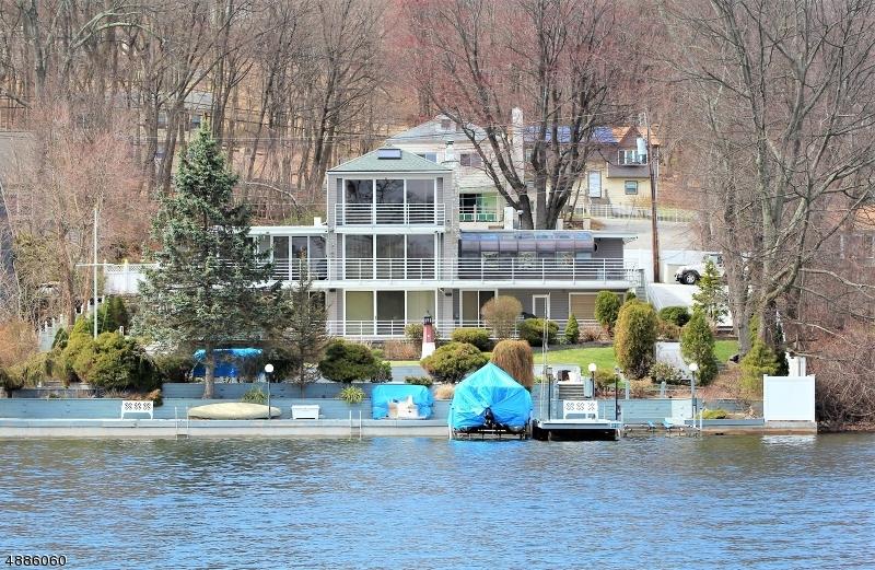 Частный односемейный дом для того Продажа на 33 COVE Road Hopatcong, Нью-Джерси 07843 Соединенные Штаты
