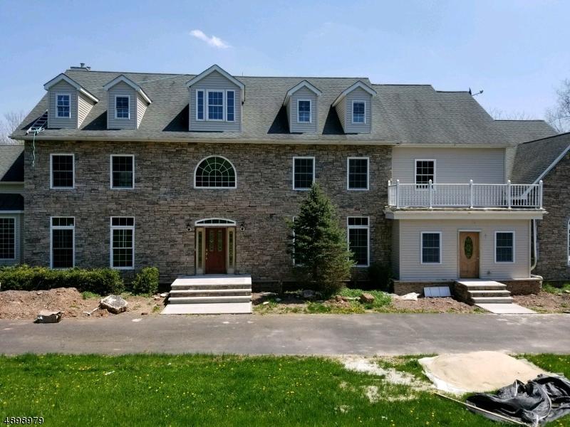 Single Family Homes pour l Vente à East Amwell, New Jersey 08822 États-Unis