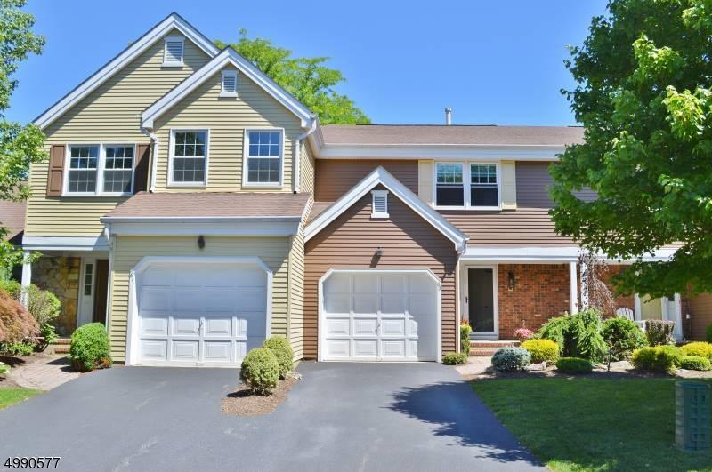 Condo / Townhouse pour l Vente à Morris Township, New Jersey 07960 États-Unis