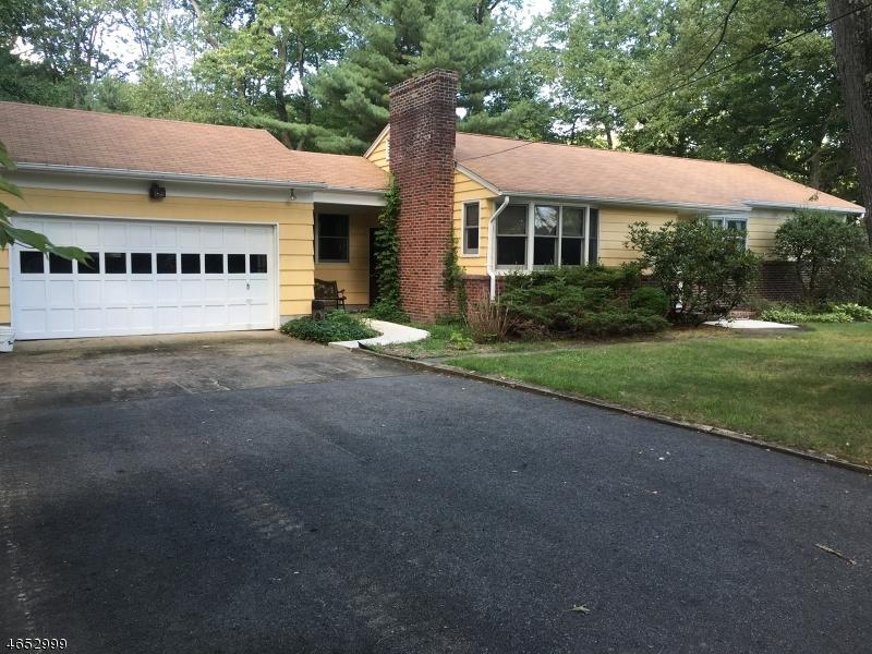 Частный односемейный дом для того Аренда на 43 Rocky Point Road Hewitt, 07421 Соединенные Штаты