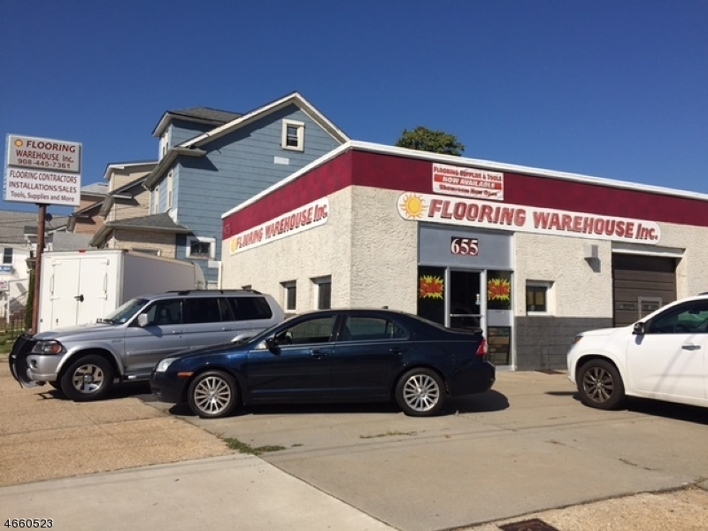 Commercial for Sale at 655 Saint George Avenue Roselle, 07203 United States