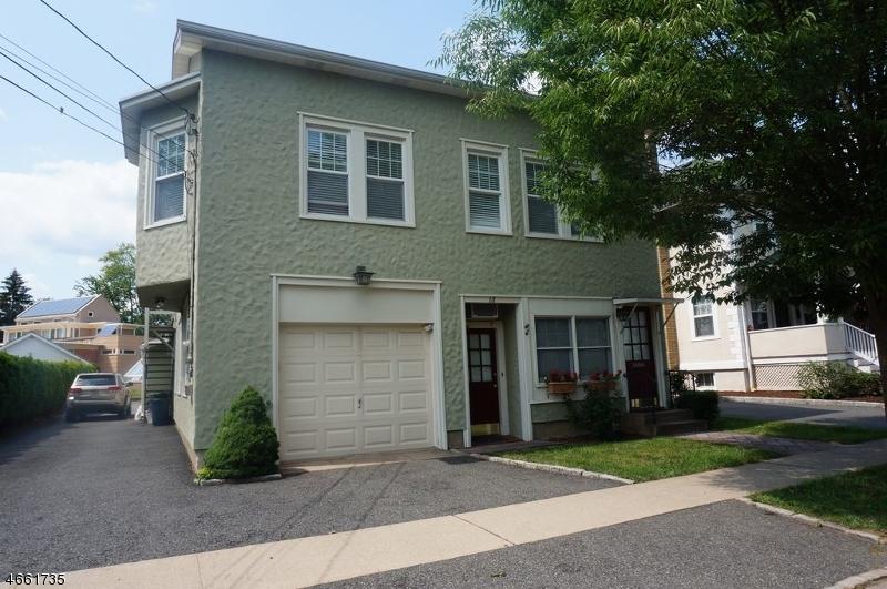 Частный односемейный дом для того Аренда на 68 Central Avenue Madison, 07940 Соединенные Штаты