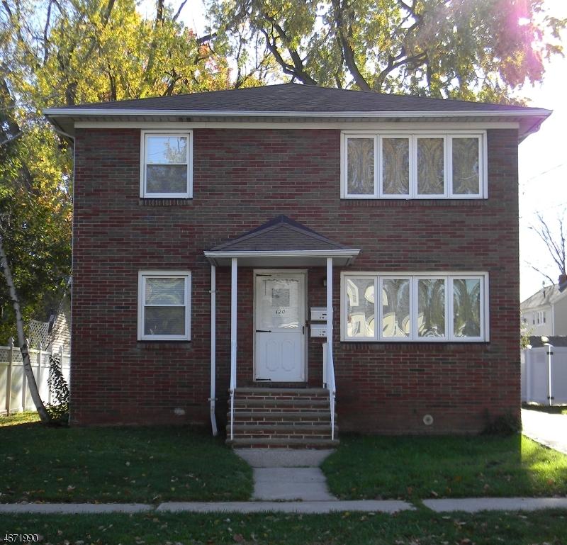 Частный односемейный дом для того Аренда на Address Not Available Linden, 07036 Соединенные Штаты
