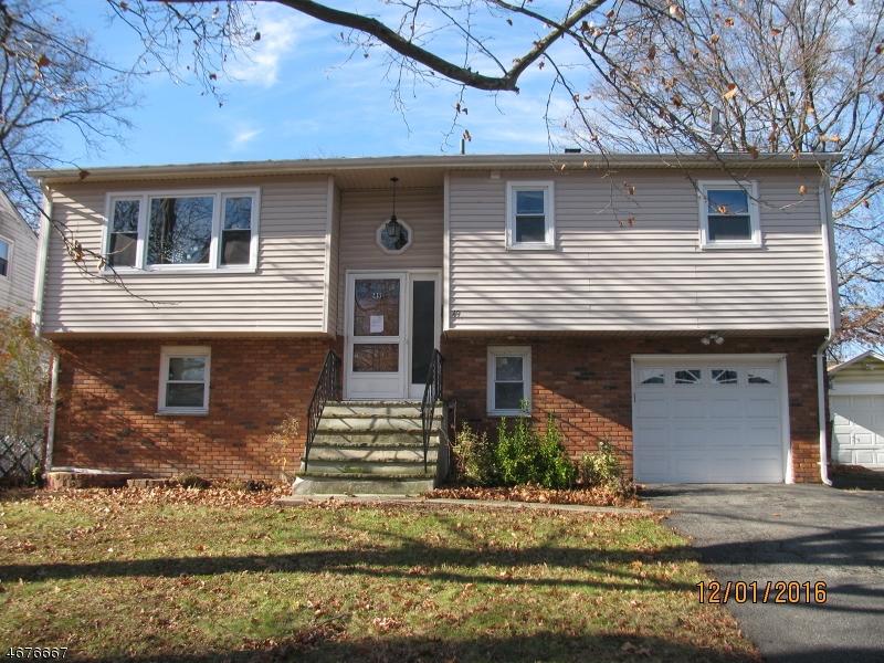 Частный односемейный дом для того Продажа на 49 Washington Avenue Lake Hiawatha, 07034 Соединенные Штаты