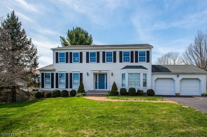 Single Family Home for Sale at 42 Deer Run Millington, New Jersey 07946 United States