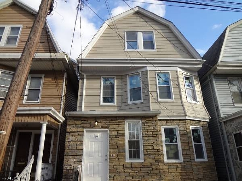 Single Family Home for Rent at 44-46 Durrand Place Irvington, New Jersey 07111 United States
