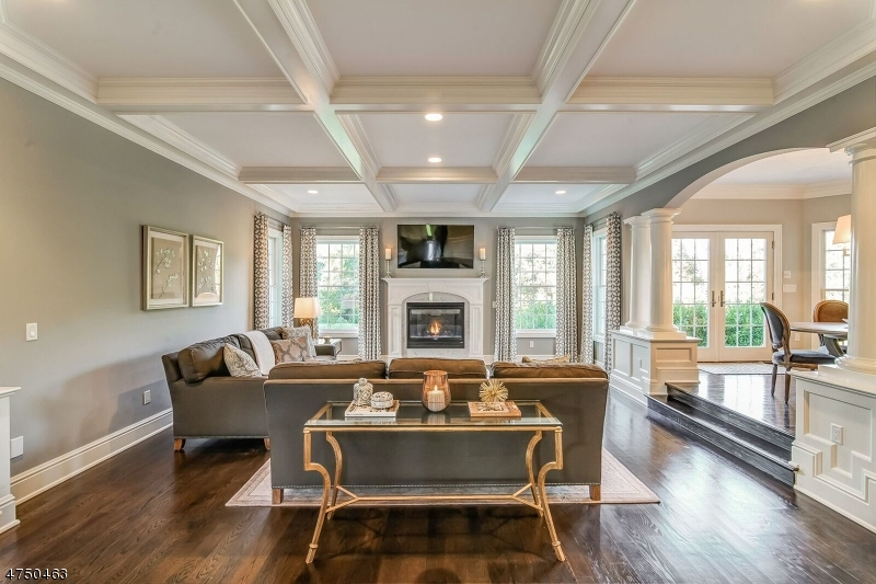 Частный односемейный дом для того Продажа на 4 Gabriella Lane Warren, Нью-Джерси 07059 Соединенные Штаты
