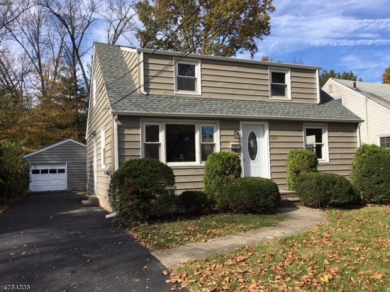 Maison unifamiliale pour l à louer à 1919 Sunset Place Scotch Plains, New Jersey 07076 États-Unis
