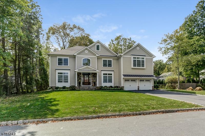 Single Family Home for Sale at 3 Myrtle Avenue 3 Myrtle Avenue Florham Park, New Jersey 07932 United States