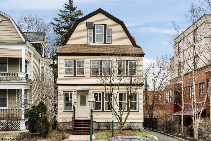 Multi-Family Home for Sale at 163 Hillside Avenue Glen Ridge, New Jersey 07028 United States