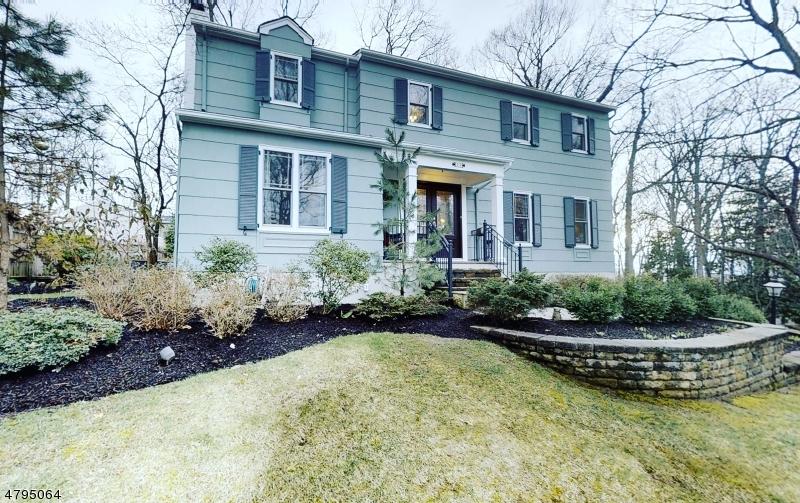 Casa Unifamiliar por un Venta en 37 Monroe Avenue Roseland, Nueva Jersey 07068 Estados Unidos