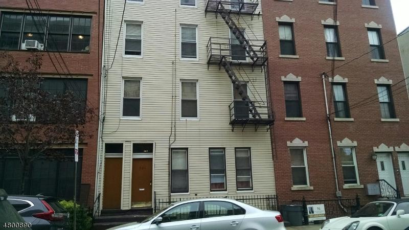 多户住宅 为 销售 在 301 7th Street 泽西城, 新泽西州 07302 美国