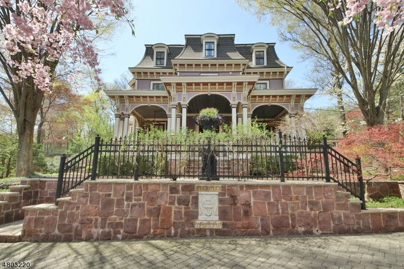 Single Family Home for Sale at 176 S Mountain Avenue Montclair, New Jersey 07042 United States
