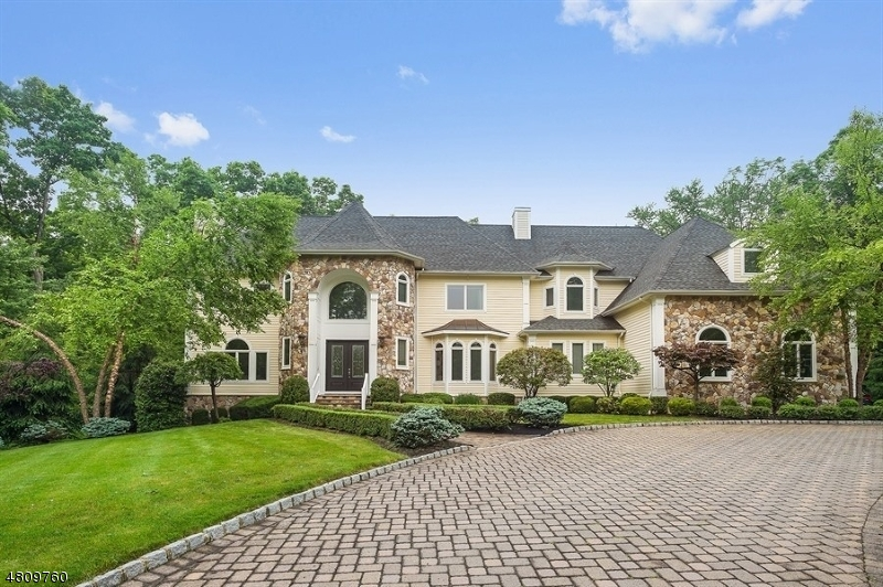 Maison unifamiliale pour l Vente à 40 CANOE BROOK Lane Bernards Township, New Jersey 07931 États-Unis