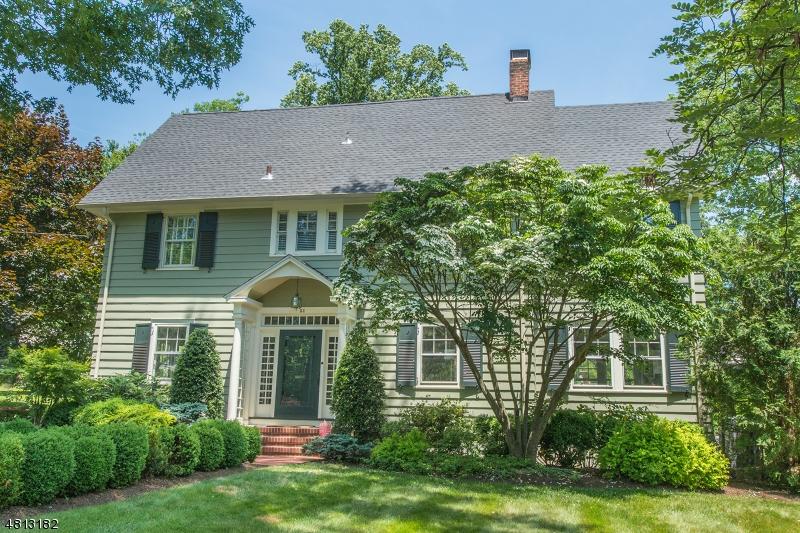 Casa Unifamiliar por un Venta en 51 EUCLID Avenue Maplewood, Nueva Jersey 07040 Estados Unidos