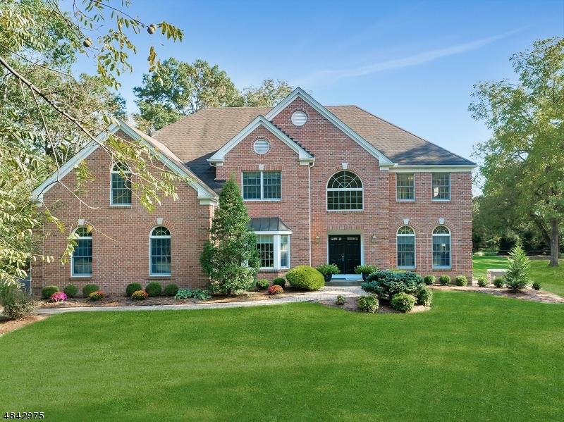 Property pour l Vente à 54 STOCKMAR Drive Bernards Township, New Jersey 07920 États-Unis