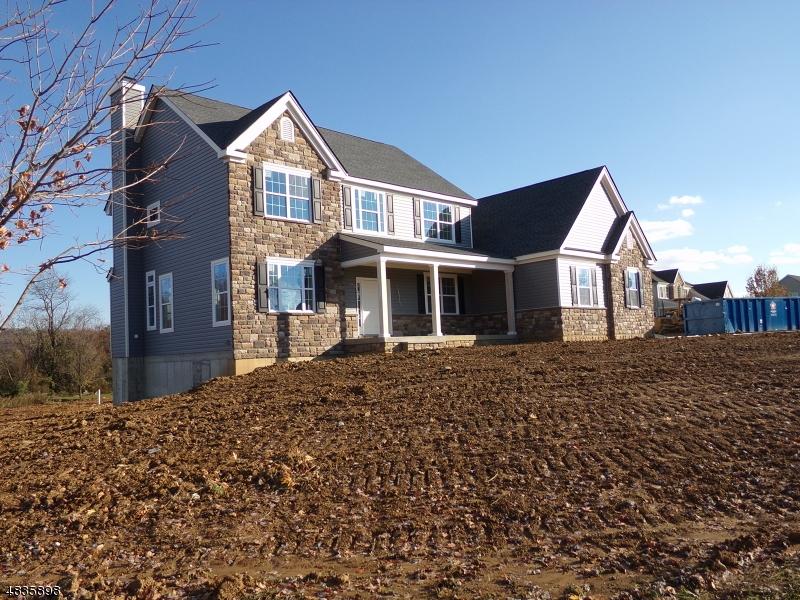 Частный односемейный дом для того Продажа на 46 HIGHLANDS WAY Lopatcong, Нью-Джерси 08865 Соединенные Штаты