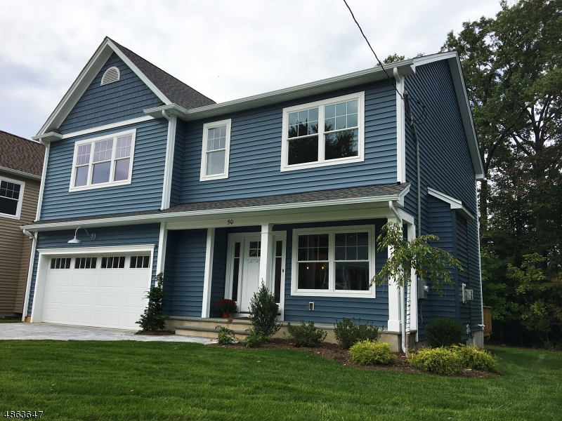 Single Family Home for Sale at 50 WALL Street Cranford, New Jersey 07016 United States