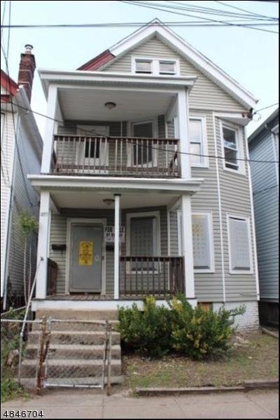 Maison avec plusieurs logements pour l Vente à 189 CHAPMAN Street Orange, New Jersey 07050 États-Unis